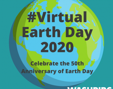 Students at University of Washington gearing up for Earth Day 2020